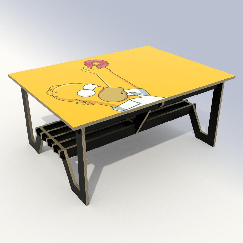 каталог «BereZa» — дизайнерские столы