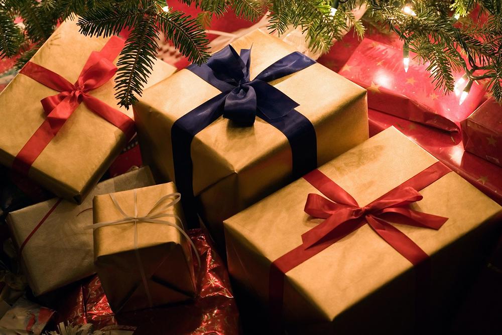 10 лучших подарков на Новый Год по версии ZLATOFF