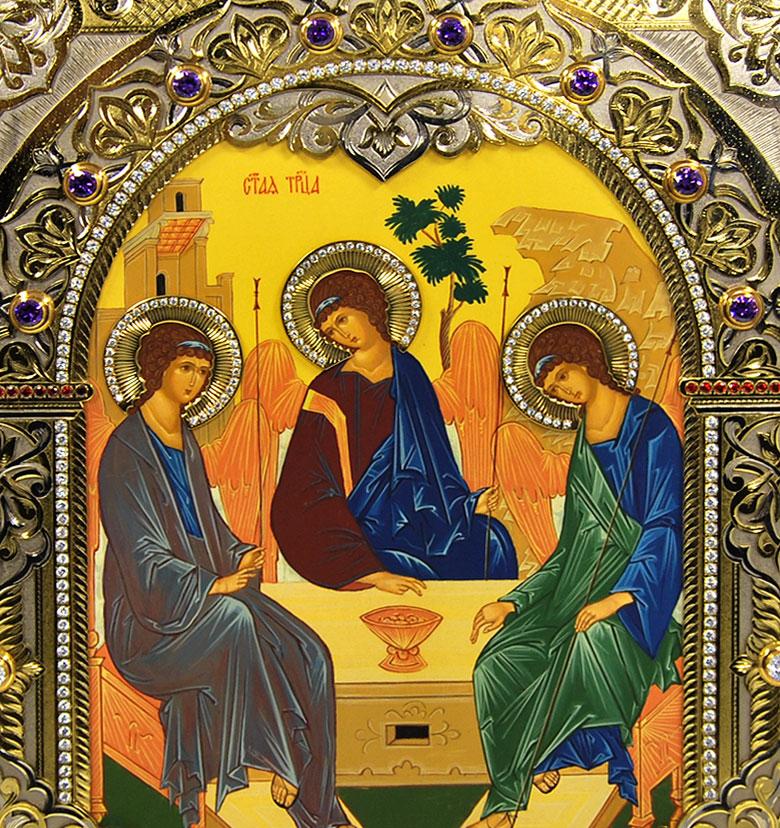 каталог Писанные иконы