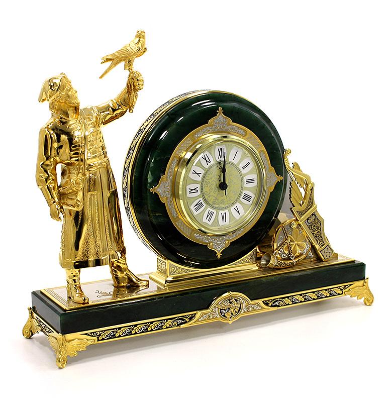 Интерьерные часы из Златоуста