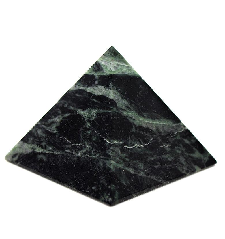 Пирамидка из змеевика