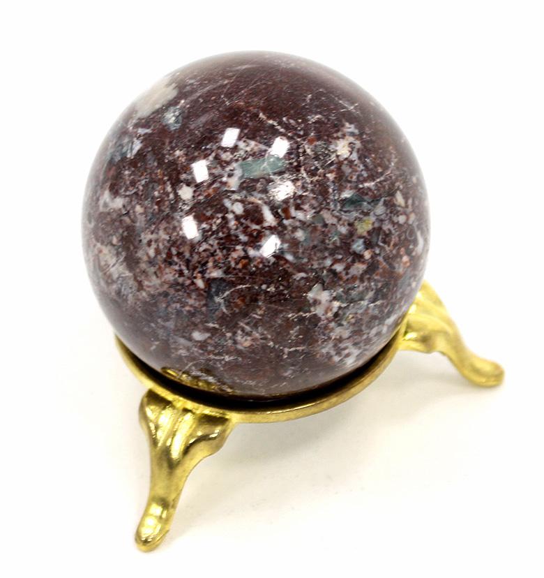 Каменный шар в подарок на каменную свадьбу