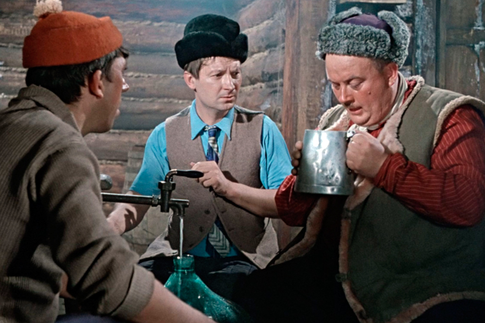Рецепт вкусного самогона - Настойки