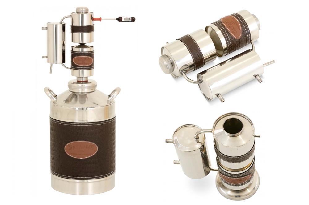 Оберег самогонный аппарат мини пивоварня для дома