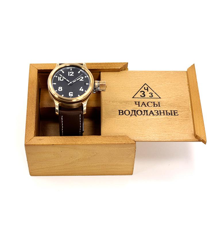 Подарок мужу на 23 февраля - Водолазные часы