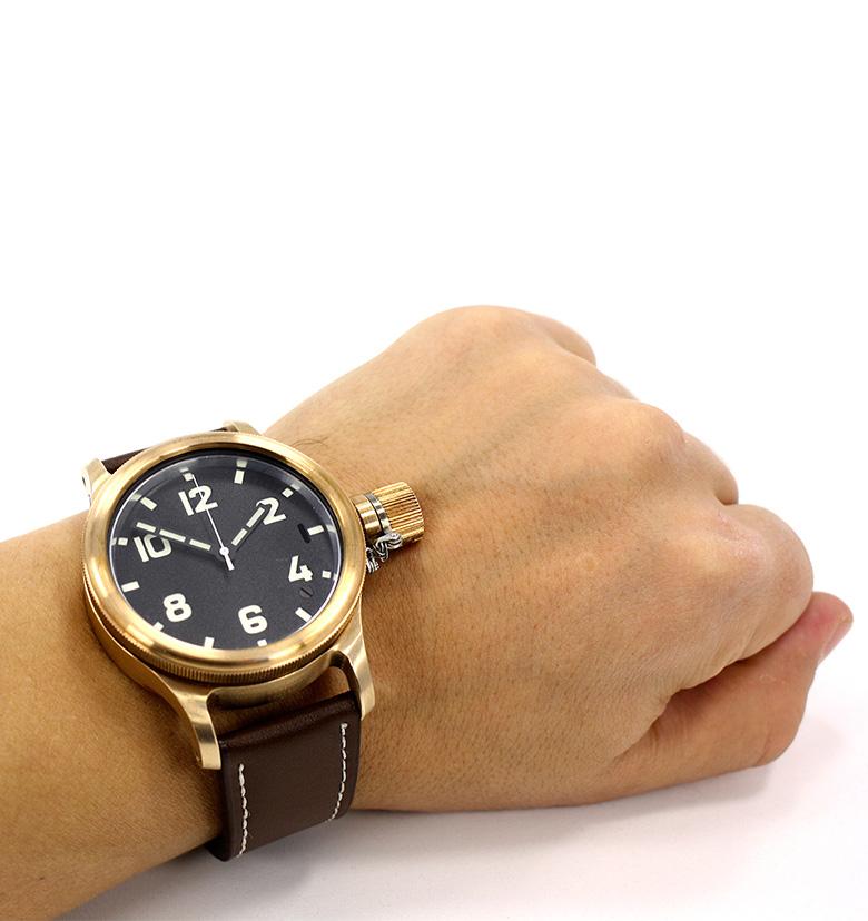 Современные водолазные часы из Златоуста